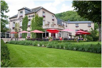 Le Charme de la Semois Hostellerie - Restaurant gastronomique in Alle-sur-Semois