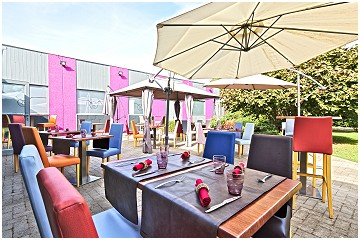 L'Entre-Pots Restaurant - Vinothèque à Andenne