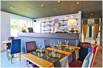 L'Entre-Pots Restaurant - Vinothèque in Andenne