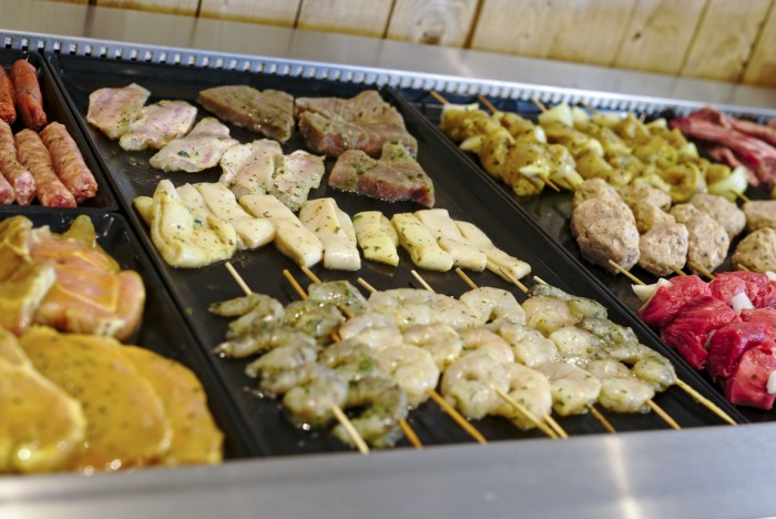 Le Grilladon Restaurant - Buffet in Annevoie-Rouillon