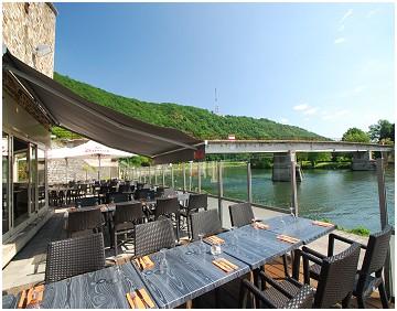 Le Grilladon Restaurant - Taverne à Annevoie-Rouillon