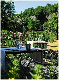 Le Jardin d'en Bas Restaurant - Traiteur<br>Cuisine Régionale in Annevoie-Rouillon