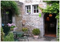 restaurant Le Jardin d'en Bas