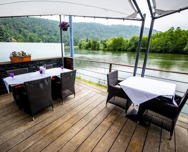 Le Moma Restaurant à Annevoie-Rouillon