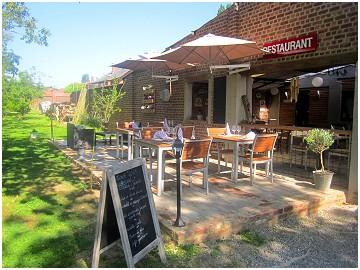 La Cour des Saveurs Restaurant in Arsimont (Sambreville)
