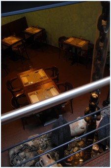 Chez le Capitaine Restaurant in Auvelais (Sambreville)