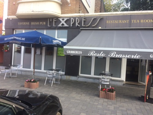 L'Express Restaurant in Auvelais (Sambreville)