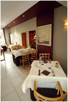 La Fourchette à Droite Restaurant à Balâtre
