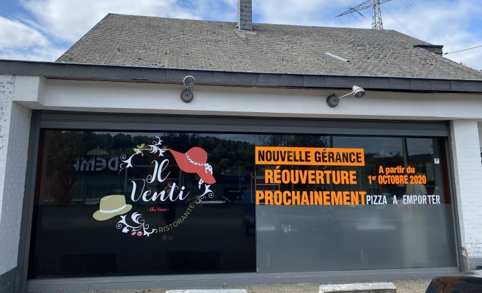 Il Venti Restaurant - Pizzeria à Barvaux