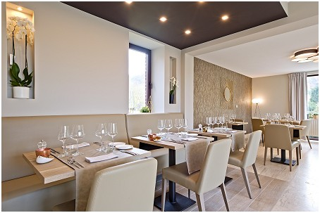 La table de Ben Restaurant à Ben-Ahin (Huy)