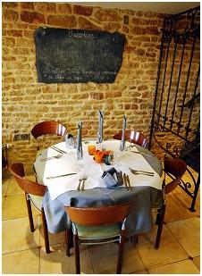 La Forgerie Restaurant in Sainte-Cécile