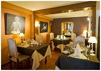 Hôtel - Restaurant gastronomique Hostellerie Sainte-Cécile - Sainte-Cécile