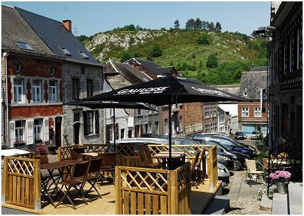 Les Mougneûs d'as Taverne -  Tea room - Restaurant à Bouvignes (Dinant)