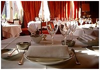Gastronomie française L'Ecailler du Palais Royal - Bruxelles