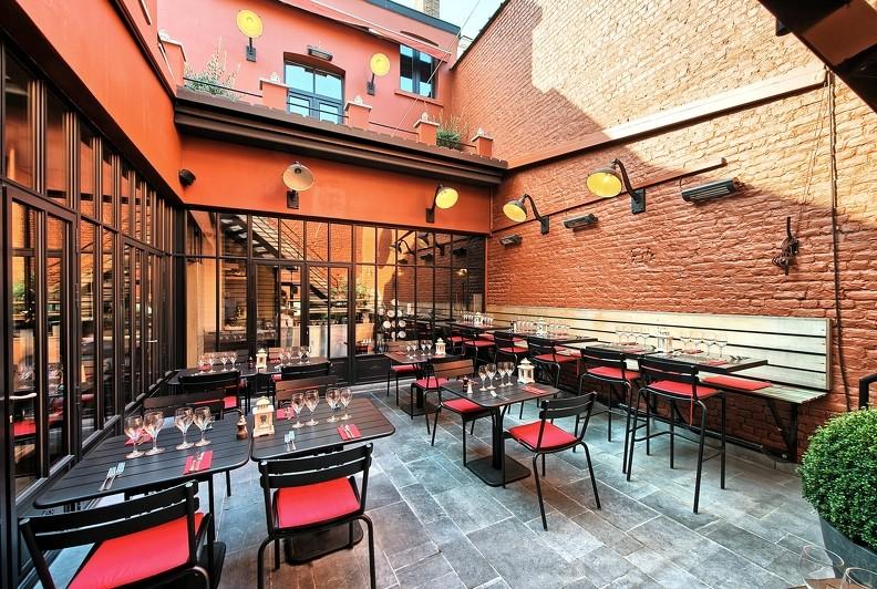 Les Deux Frères Restaurant à Uccle (Bruxelles)