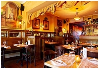 Cuisine bruxelloise et belge Le Zinneke - Schaerbeek (Bruxelles)