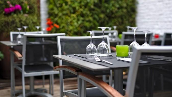l'Orchidée Blanche Restaurant in Elsene