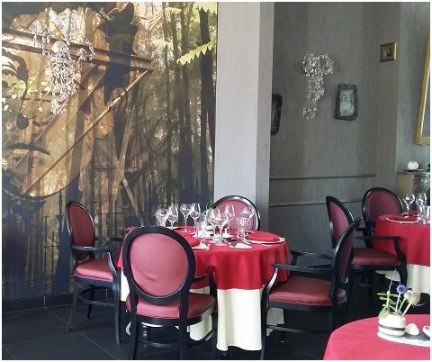La Gourmandière Restaurant à Carignan (France)