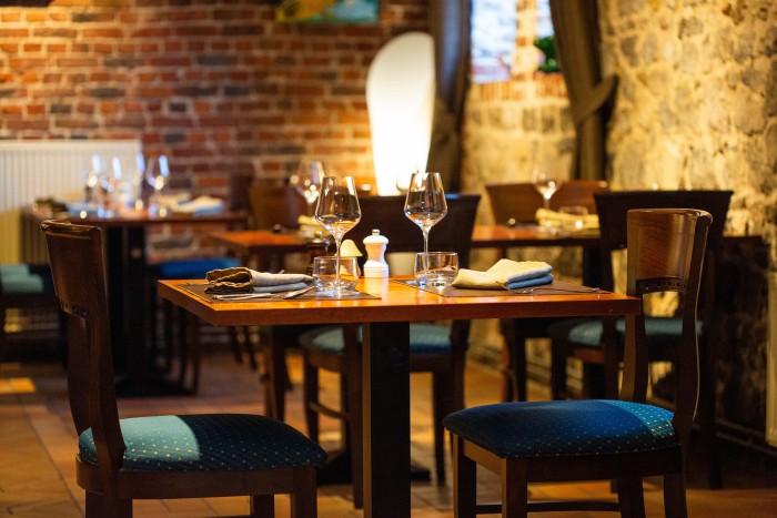 Le Bouton d'Or Restaurant  - Cuisine française à Casteau