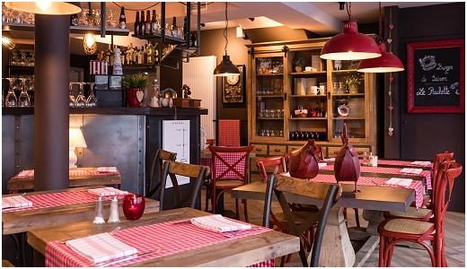 Le Bistrot de L'Atelier Salé Restaurant à Celles (Province de Namur)