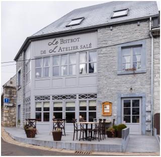 Photos du restaurant Le Bistrot de L'Atelier Salé Restaurant à Celles (Province de Namur)