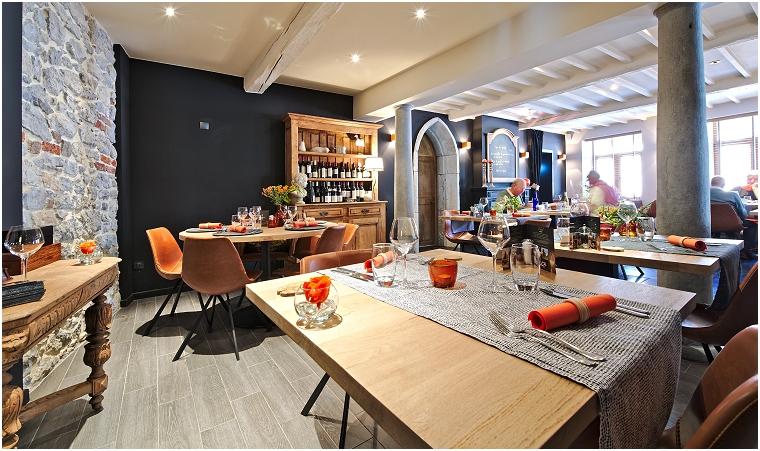 Le Saint-Hadelin Restaurant - Hôtel à Celles (Province de Namur)