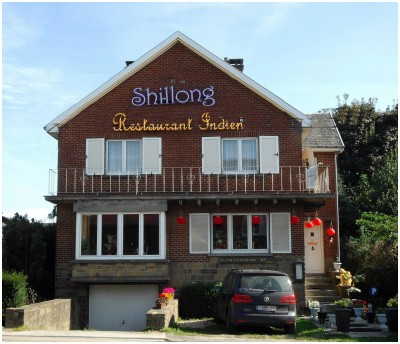 Shillong Restaurant indien in Champion