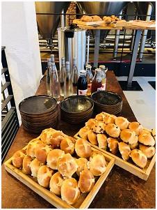 L'Atelier De La Manufacture Urbaine Restaurant in Charleroi
