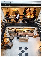 Restaurant L'Atelier De La Manufacture Urbaine - Charleroi
