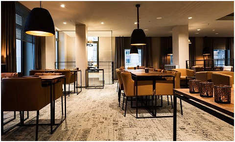 La Table De La Manufacture Urbaine Restaurant à Charleroi