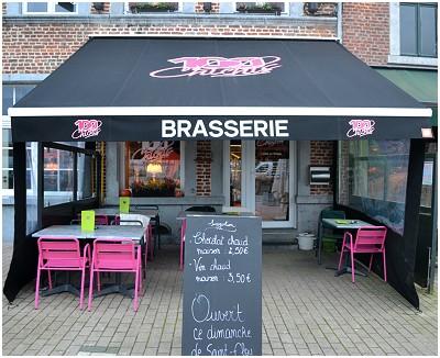 100 Chichis Brasserie - Resto - Tea-Room à Ciney