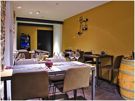 Foto's van restaurant Arte Vino Bar à vins - Restaurant in Ciney