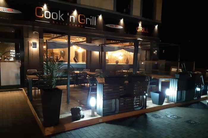 Cook'n Grill Restaurant à Ciney