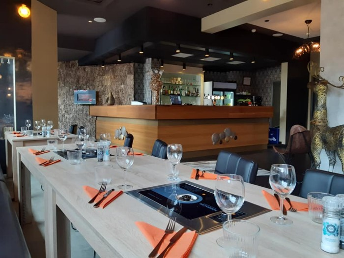 Cook'n Grill Restaurant in Ciney