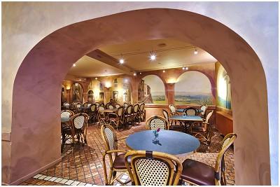 Gelateria Il Capriccio Glace artisanale - Salon de dégustation in Ciney