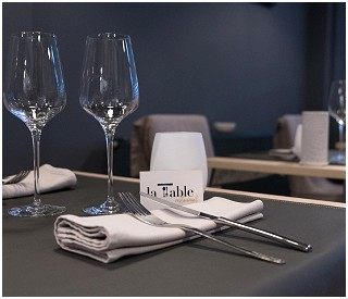 La Table Restaurant in Ciney