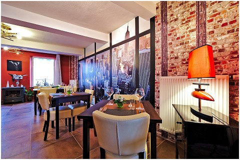 Foto's van restaurant Le coup de folie Restaurant in Ciney