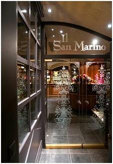 Il San Marino Restaurant italien à Ciney