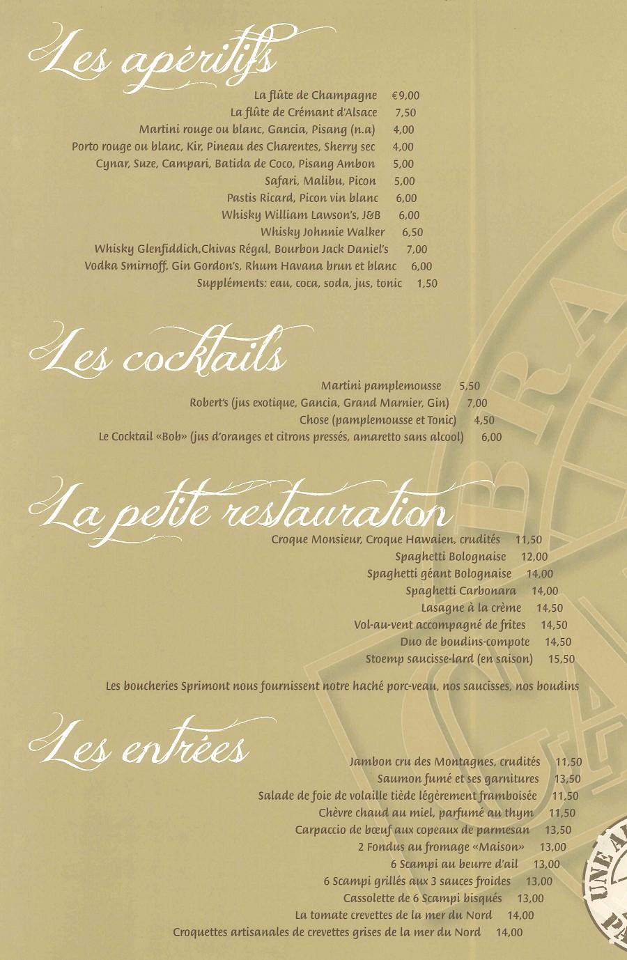 Brasserie Gaillard