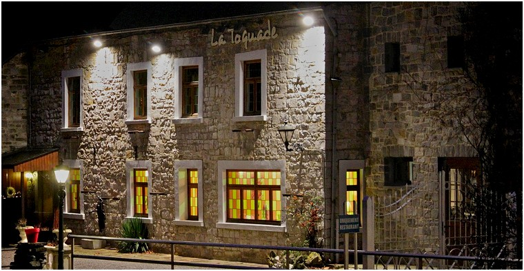 La Toquade Restaurant à Crupet