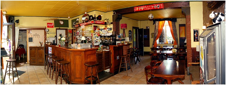 Le Pachis Restaurant - Taverne in Crupet