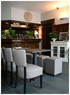 Restaurant - Hôtel Hôtel des Roches - Cugnon