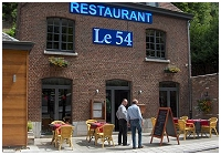 Restaurant Le 54 - Dave