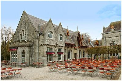 Carte Belgique Maredsous.Le Maredsous Restaurant Tea Room A Denee