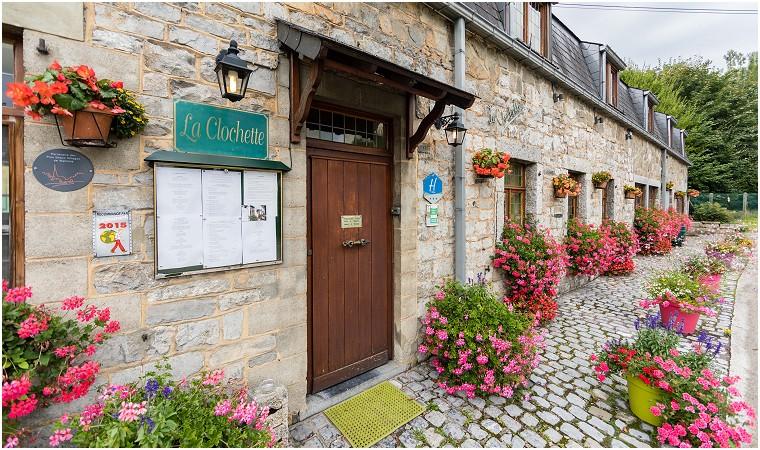 La Clochette Restaurant - Hôtel à Celles (Province de Namur)