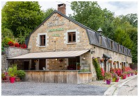 Restaurant - Hôtel La Clochette - Celles (Province de Namur)