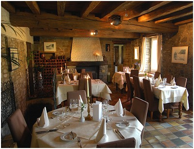 La Fermette Restaurant à Falaën