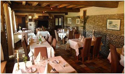 La Fermette Restaurant in Falaën
