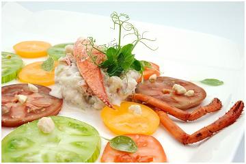 Le Jardin de Fiorine Cuisine française à Dinant