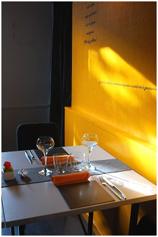 La Tonnelle Cuisine française in Yvoir